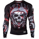 Venum Pirate 3.0 Long Sleeve Rashguard